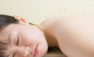 Acupunture to relief chronic fatigue
